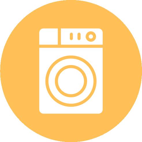 Yurt Akademi Erkek Öğrenci Yurdu   Çamaşır Makinası