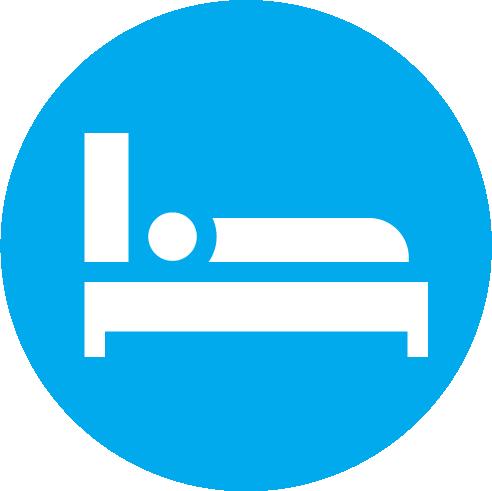 Yurt Akademi Erkek Öğrenci Yurdu   Ortopedik Bazalı Yataklar